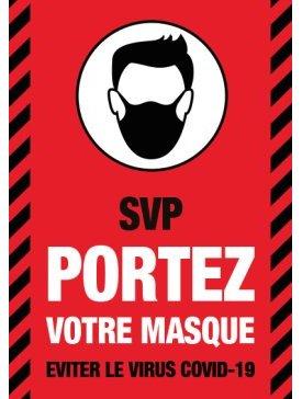 Port de Masque Obligatoire 03