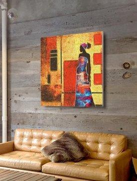 Tableau Canvas 90 x 90 cm