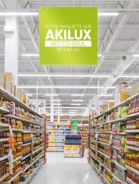 Panneau Akilux L Carré / 01