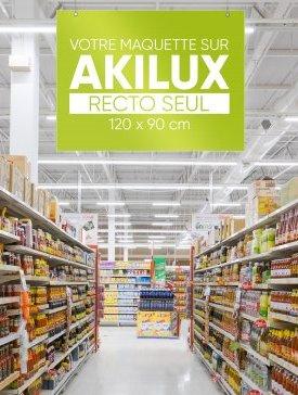 Panneau Akilux L ¾ / 01