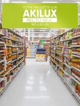 Panneau Akilux L ⅓ / 04