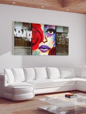 Tableau Canvas 200 x 100 cm