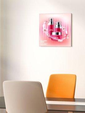 Tableau Alubond 70 x 70 cm