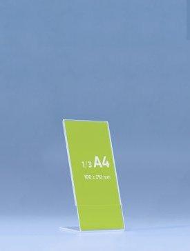 L'incliné ⅓ A4