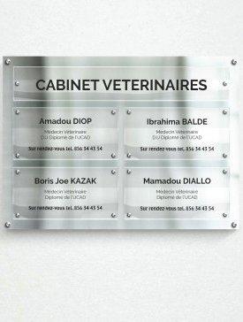 Multi-plaques Quintuple 03