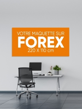 Panneau Forex XL ½ / 03