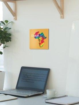 Tableau Alubond 30 x 30 cm