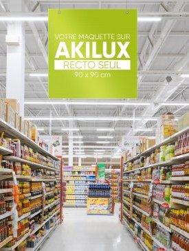 Panneau Akilux L Carré / 02