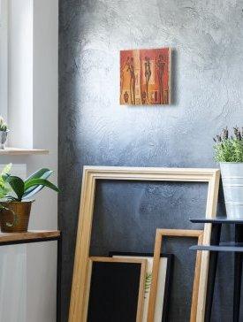 Tableau Canvas 30 x 30 cm