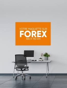 Panneau Forex XL ⅔ / 01