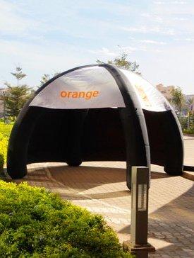 Tente Gonflable  PVC à air Pulsé