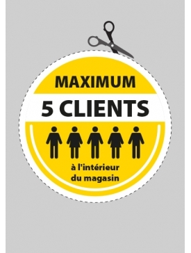 Cinq Personnes Max. 01