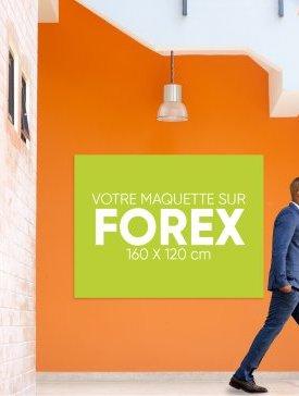 Panneau Forex L ¾ / 04