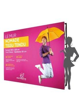 Le Stand Parapluie Tissu