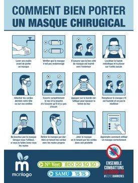 Port Correct du Masque 05