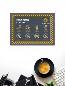 Kit n°12 / Sticker Sur Table