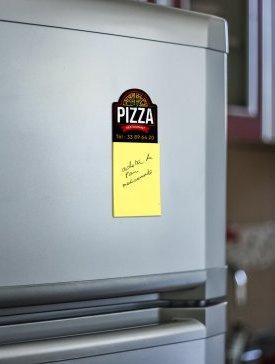 Magnet frigo Post-it 03