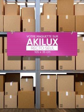 Panneau Akilux M ⅓ / 03
