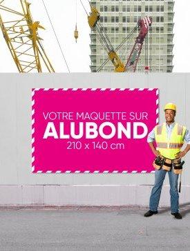 Panneau Alubond XL ⅔ / 04