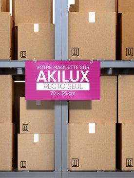 Panneau Akilux M ½ / 02