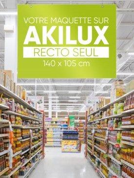Panneau Akilux L ¾ / 03