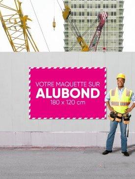 Panneau Alubond XL ⅔ / 02