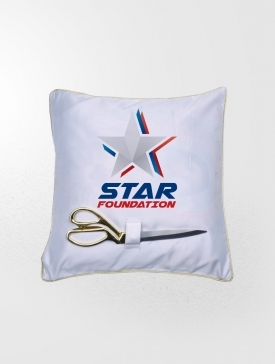 Coussin d'Inauguration 01