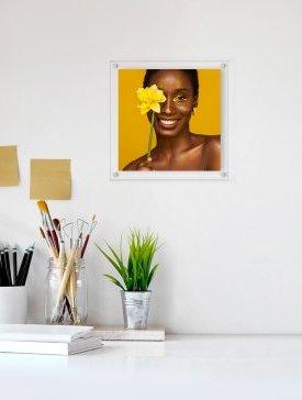 Tableau Plexi 40 x 40 cm