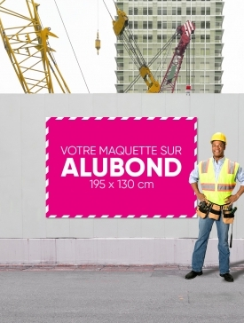 Panneau Alubond XL ⅔ / 03