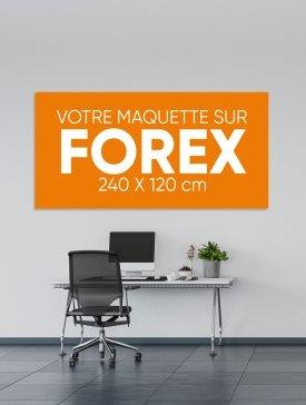 Panneau Forex XL ½ / 04