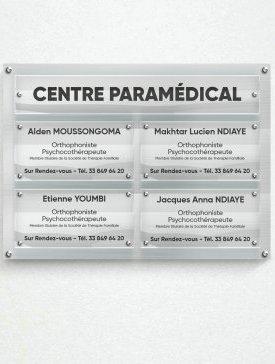 Multi-plaques Quintuple 01