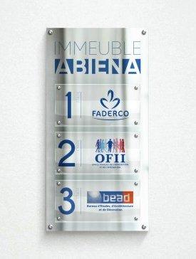 Multi-plaques Triple 03