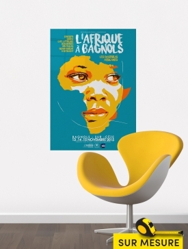 Affiche vynil grand format