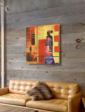 Tableau Canvas 70 x 70 cm
