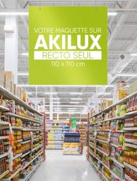 Panneau Akilux L Carré / 04