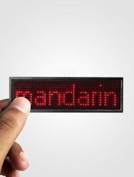 Badge numérique