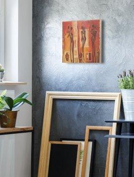 Tableau Canvas 60 x 60 cm