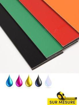Alubond couleur