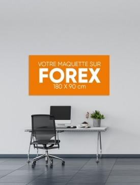 Panneau Forex XL ½ / 01