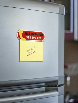 Magnet frigo Post-it 05