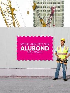 Panneau Alubond XL ⅔ / 01